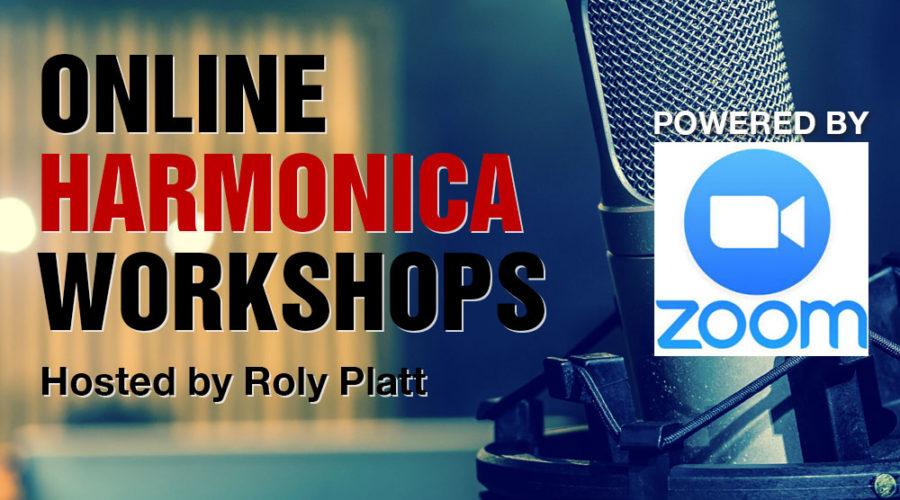 Online Harmonica Workshops – Roly Platt