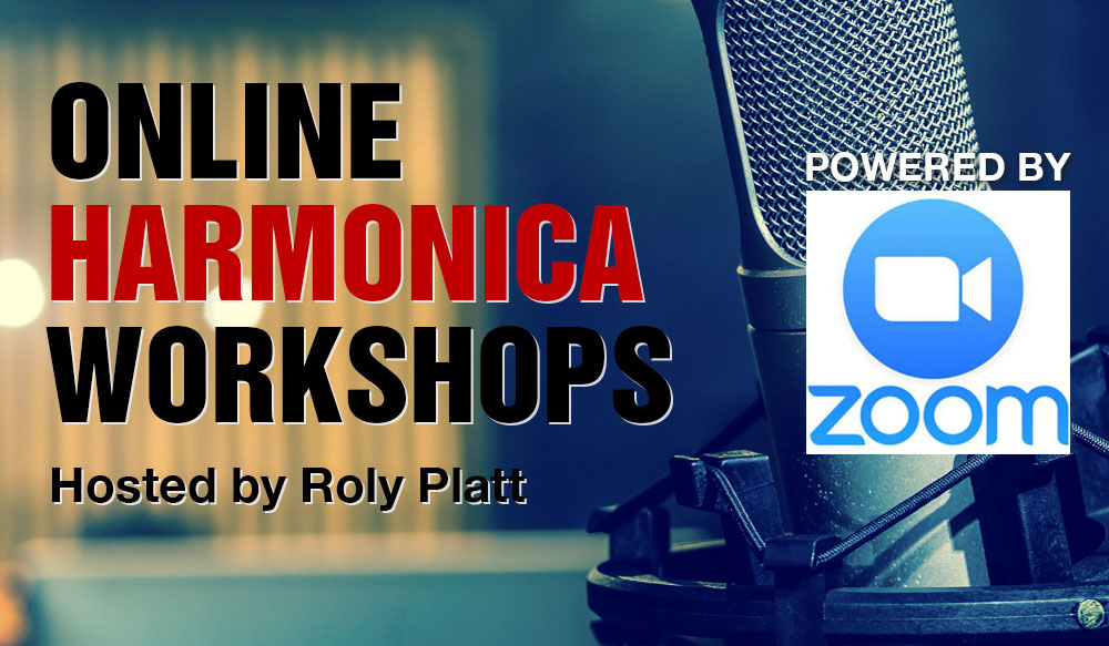 Harmonica workshops online